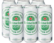 Heineken Bier Premium Light