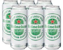 Heineken Bier Premium Light