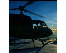 Helikopter-Schnupperflug