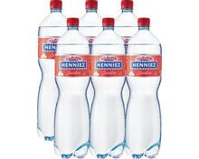 Henniez Mineralwasser Pétillante