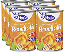 Hero Eier-Ravioli