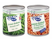 Hero Grüne Bohnen fein/ Weisse Bohnen