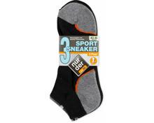 Herren-Sport-Sneaker-Socken im 3er-Pack