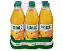 Hohes C Orangensaft, 6 x 1 Liter