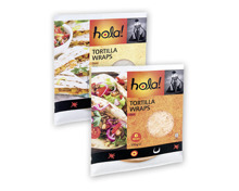 HOLA! Tortilla Wraps