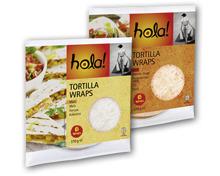 HOLA! Tortilla-Wraps