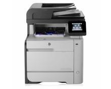 HP LaserJet Pro M476dw Multifunktionsdrucker Farblaser