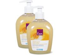 I am-, Esthetic-, pH Balance- und Nivea-Seifen in Mehrfachpackungen