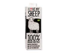 I LOVE MY SHEEP Haltbare Bio-Schafmilch