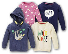 IMPIDIMPI Kleinkinder- Sweatshirt/ -Longsweatshirt
