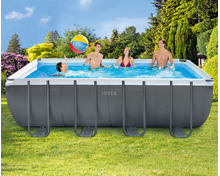 INTEX® Frame Pool-Set «Ultra Quadra»
