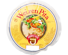 Jacob's Pita Fladenbrot Weizen