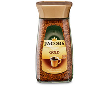 Jacobs Gold Instant, Glas, 200 g