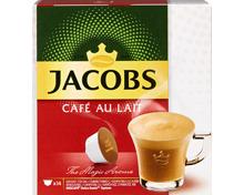 Jacobs Kaffeekapseln Nescafé Café au Lait