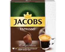 Jacobs Kaffeekapseln Nescafé Espresso