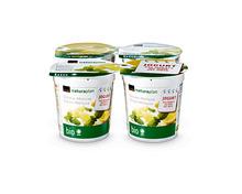 Jogurt des Monats: Coop Naturaplan Bio-Jogurt Zitrone-Melisse, 4 x 150 g