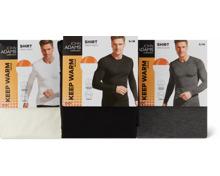 John Adams Herren-Keep Warm-Shirt oder -Tights