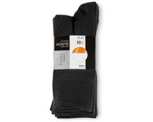 John Adams Herren-Socken im 10er-Pack