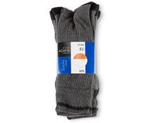 John Adams Herren-Sportsocken oder -Sportsneaker-Socken im 5er-Pack