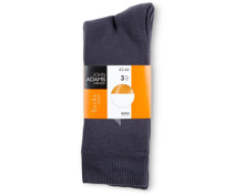 John Adams Herrensocken im 3er-Pack