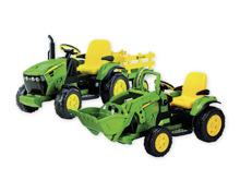 JOHN DEERE Elektro-Traktor