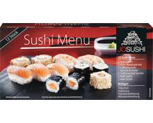 Josushi Sushi Menu