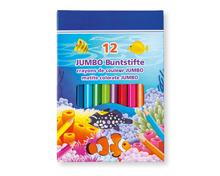 Jumbo-Buntstifte