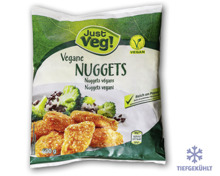 JUST VEG! Vegane Nuggets