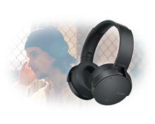 Kabelloser On-Ear Kopfhörer