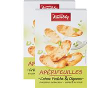 Kambly Apérifeulles Crème Fraîche & Oignons