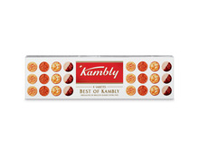 Kambly «Best of Kambly», 4 Sorten, 398 g