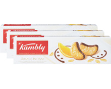 Kambly Biscuits Orange Intense