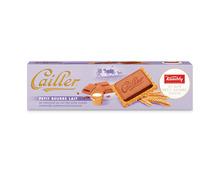 Kambly Cailler Petit Beurre Chocolat au Lait, 3 x 125 g, Trio