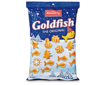 Kambly Goldfish, Winter Edition, 3 x 160 g, Trio