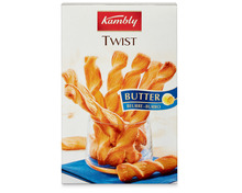 Kambly Twist Butter, 3 x 100 g, Trio