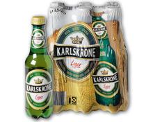KARLSKRONE Lager Bier hell