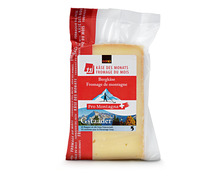 Käse des Monats: Coop Pro Montagna Gstaader Extra Pays d'Enhaut