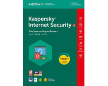 Kaspersky PC / Mac / Android Internet Security 2018 3 User