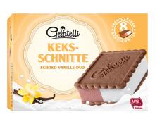 Keks-Schnitte