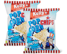 Kelly Popcorn-Chips gesalzen im Duo-Pack