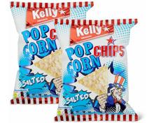 Kelly Popcorn-Chips gesalzen im Duo-Pack