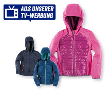 KIDZ ALIVE Kinder-Softshell-Outdoorjacke