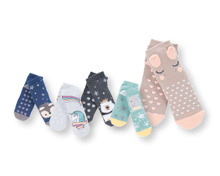 KIDZ ALIVE Kinder-Tiersocken, 3D-Optik