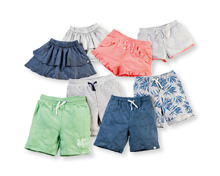 Kinder-Rock/-Shorts