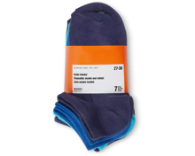 Kinder-Sneaker-Socken im 7er-Pack, 7er-Pack