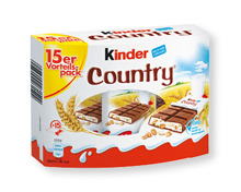 KINDER® Country