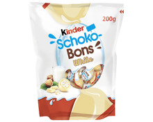 KINDER® SCHOKO- BONS WEISS
