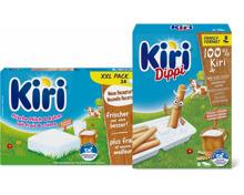 Kiri-Dippi und -Frischkäse