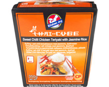 Kitchen Joy Thai-Cube Sweet Chili Chicken Teriyaki