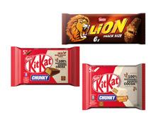 KitKat Chunky/ Lion